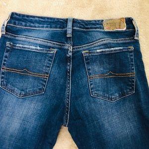 Ralph Lauren Jeans - Ralph Lauren distressed jeans